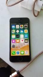 Iphone 5s semi Novo!