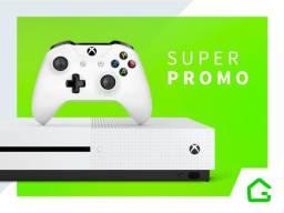 Lançamento Xbox One S Slim 500Gb Branco Entrega Porto Alegre - Grande POA e Região