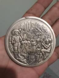 Espetacular medalha tribunal de contas SP