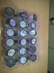 Ganhe Dinheiro Kit Revenda C/15 Relógios