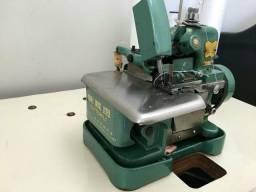 Maquina de costura overlock butterfly com mesa