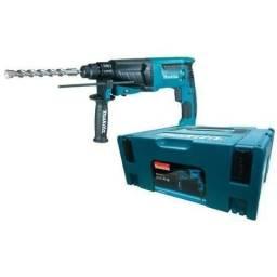 Martelete Perfurador e Rompedor 830 watts velocidade variável e reversível sds-plus - HR26