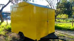 Treiler food truck