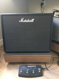 Amplificador MARSHALL CODE 50 + Footswitch original