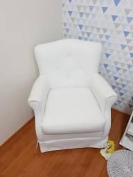 Cadeira amamentação bebe