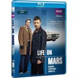 Blu-ray Life On Mars - 1ª E 2ª Temporadas Completas