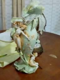Estátua com avaria