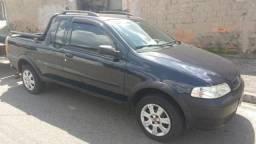 Fiat Strada 1.3 cabine estendida 2003 Abaixo Tabela Fipe - 2003