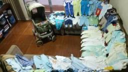 Vendo Enxoval de bebe completo Unissex