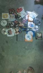 Vendo todos esses cds