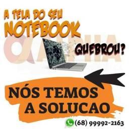 Telas Para Notebook e Netbook