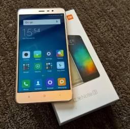 Smartphone Xiaomi Redmi Note 3 16gb Lte Dual Sim Tela 5.5