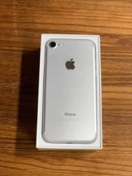 Vendo iPhone 7 Silver 256GB
