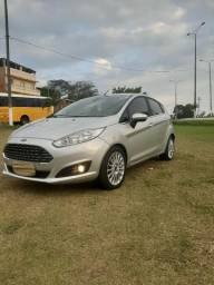 New Fiesta Titanium Plus - 2014