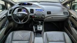 Vendo Honda Civic 2008 LXS Automático Facilito Financiamento - 2008