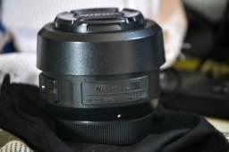 Lente 35mm Nikon Original 1.8 Foco Automatico