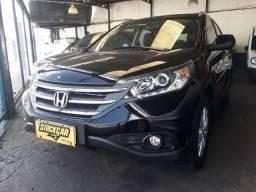 Honda CR-V Exl Top de Linha - Unica Dona - 2013