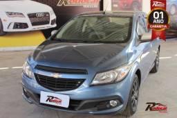 Chevrolet GM Onix Selecao 1.0 Azul - 2015