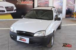 Ford Courier 1.6 Branco - 2009