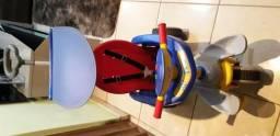 Triciclos Magic toys pouquíssimo tempo de uso