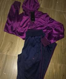 03352aadf Vendo blusa de frio original da nike e agasalho da mizuno original