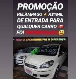 Show! É AQUI R$1MIL DE ENTRADA(IDEA SUBLIME 1.6 2015)