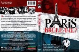 Dvd Paris está em Chamas