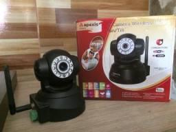 Camara ip wireless modelo apm_j011-ws,
