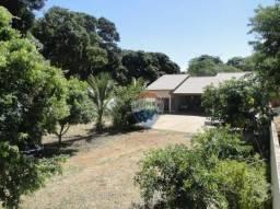 Rancho com 4 dormitórios à venda, 1000 m² por r$ 348.000 - piraretã - bataguassu/mato gros