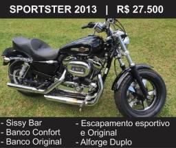 Harley Davidson comprar usado  Londrina