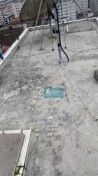 Área para alugar, 20 m² cobertura prédio - Canto do Forte - Praia Grande/SP