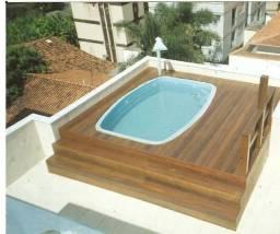 LS - Piscinas com designs próprio Alpino piscinas