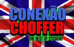 Bandeira Conexão Choffer