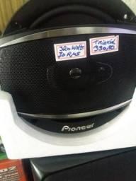 Alto falante Pioneer triaxial 320 watts 70rms