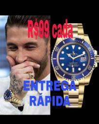 Rolex aprova dagua