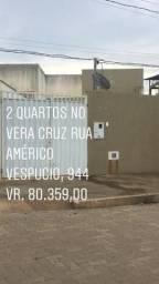 Casa 2 quartos no Vera Cruz com desconto