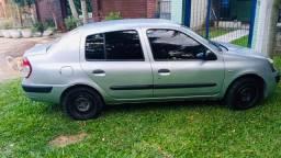 Clio Sedan Auth 1.0 hi-power 16V 4P