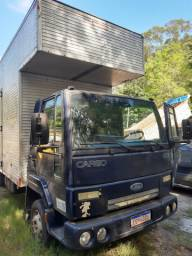 Ford cargo 815 10/11 Baú