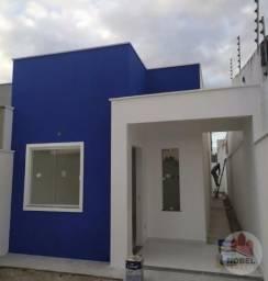 Casa nova 2/4, corredor lateral, Conceição