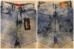 Short jeans Lez a Lez