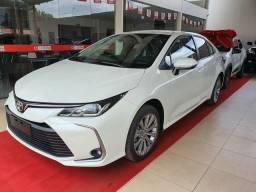 Corolla XEI 2020/2021 ZERO KM