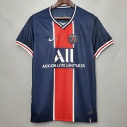 Camisa psg nova temporada 2020-2021