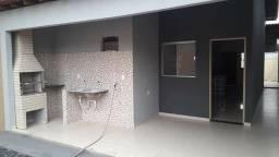 Casa nova com suíte e porcelanato perto da felinto