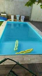 Piscina de fibra Rio verde