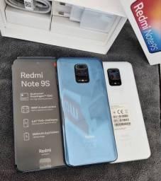 Xiaomi Redmi Note 9s 128GB / 6GB Ram (lacrado/pronta entrega)