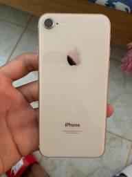 Vendo iphone 8 64Gb Semi novo