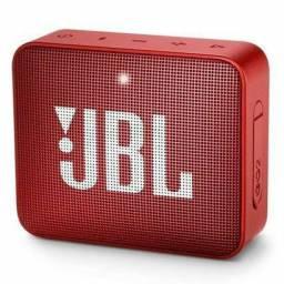 Caixa de Som Bluetooth JBL GO 2 JBLGO2 Vermelho<br><br>