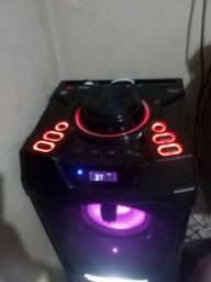 Som caixa acústica Philco pcx 1600 rms