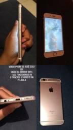 Vendo iPhone 6s rosê gold