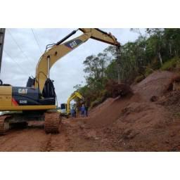 Escavadeira H. 250mil